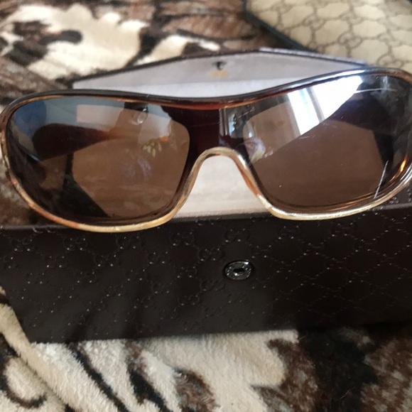 7c823a9b74718 Gucci Accessories - Authentic slightly used sunglasses Gucci case